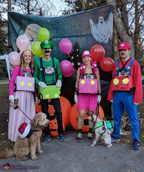 Mario Kart Costume Diy Costumes Under 25