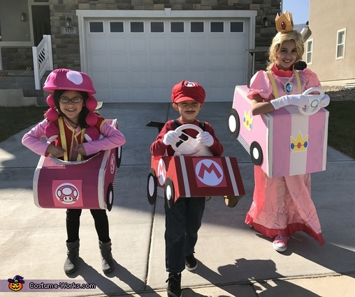 Mario Kart Racers Costume