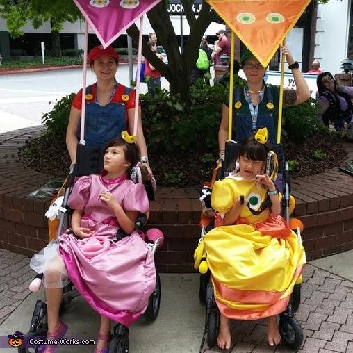 Mario Karts Costume