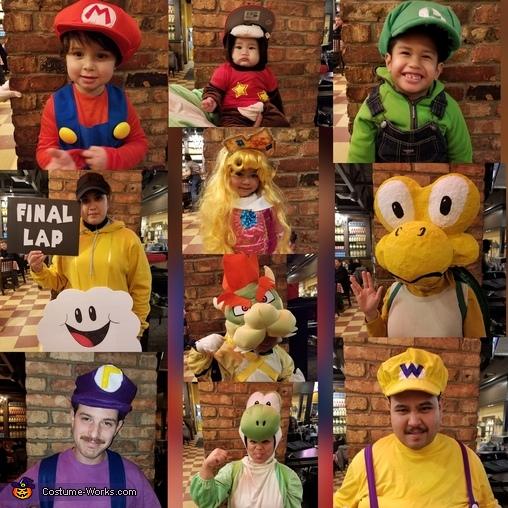 Mario Party, Mario Party Costume