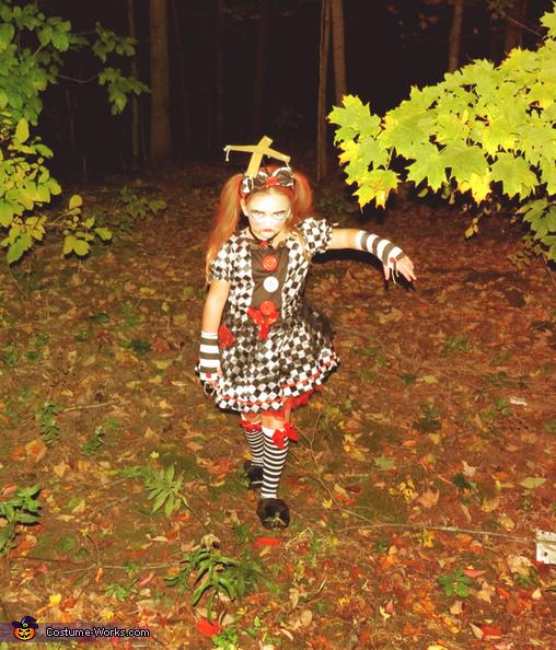 Marionette Homemade Costume