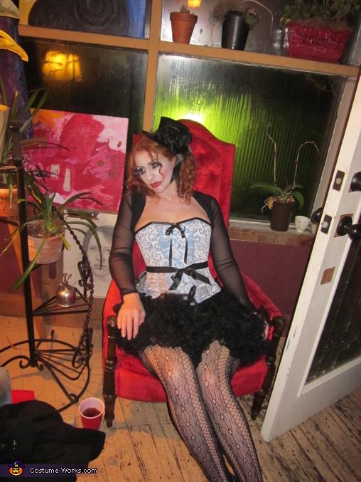 Marionette and Ventriloquist Costume