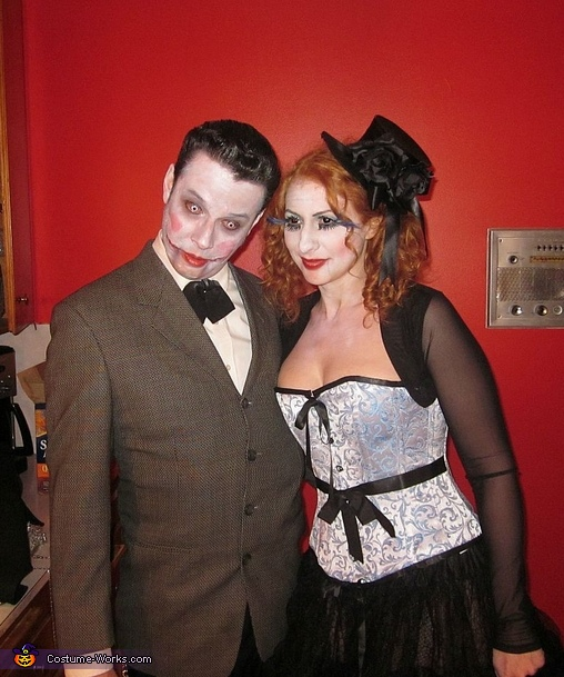 Marionette and Ventriloquist Costume