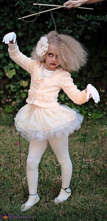 Marionette / Wind Up Doll Costumes