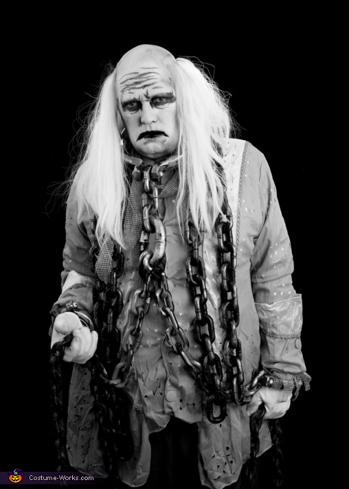 Jacob Marley, Marley's Ghost Costume