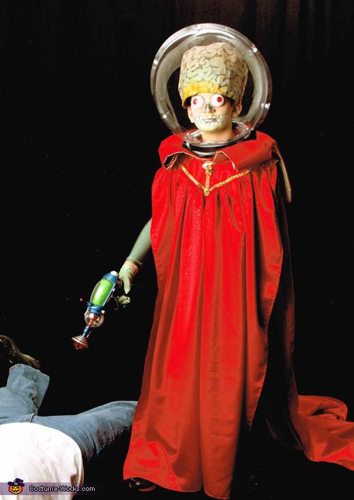 Martian Ambassador Costume