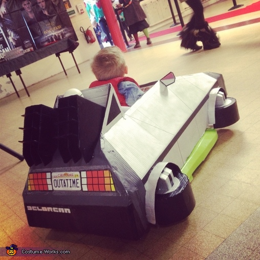 marty mcfly costume for babies photo 33