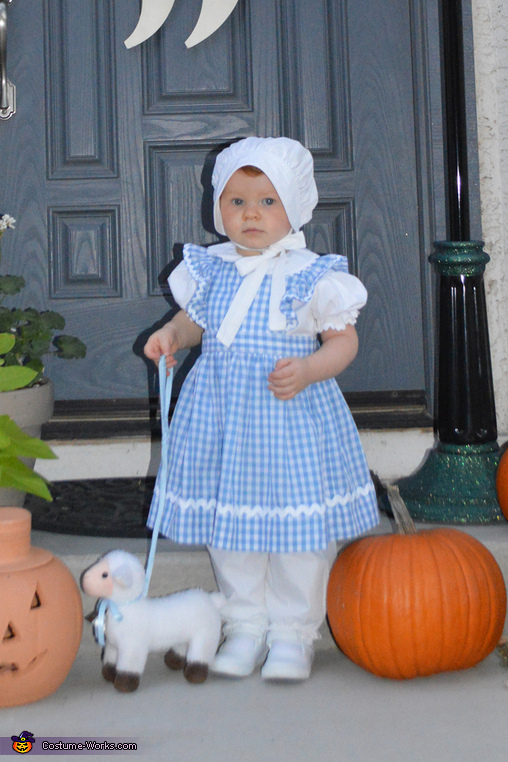 Mary Had a Little Lamb Costume