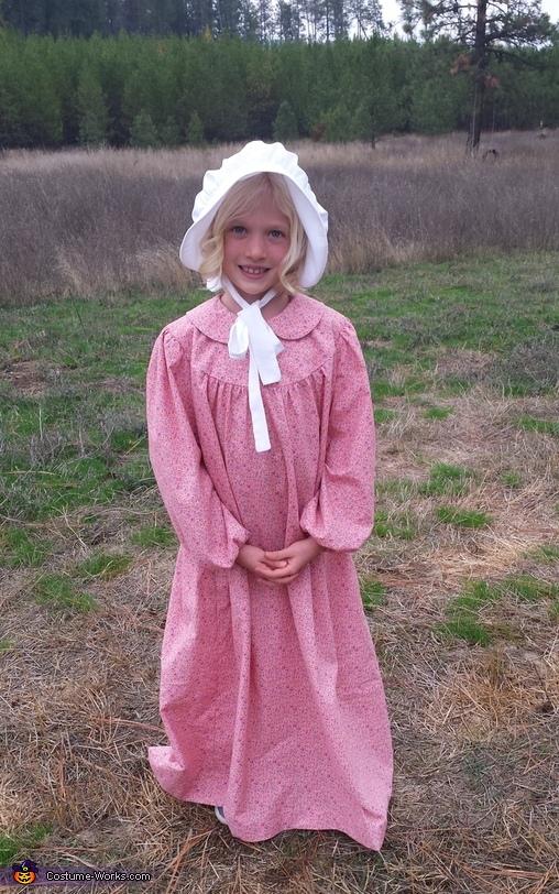 Mary Ingalls Costume