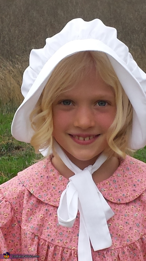 Mary Ingalls close up, Mary Ingalls Costume