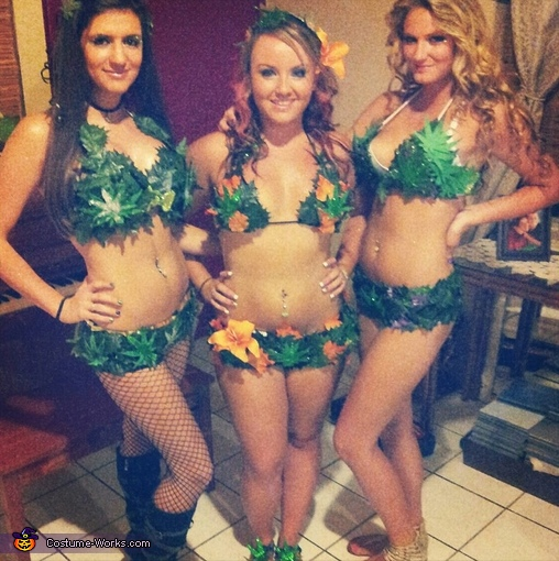 Mary Jane Sisters Group Costume