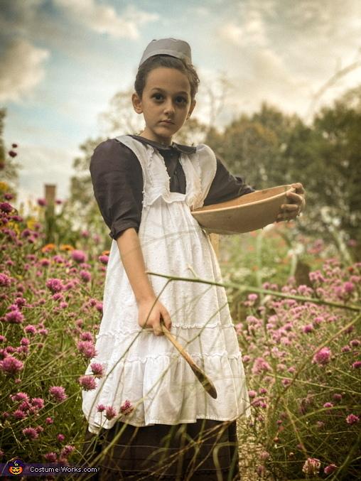 Mary Mallon aka Typhoid Mary Costume