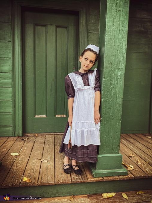 Typhoid Mary, Mary Mallon aka Typhoid Mary Costume