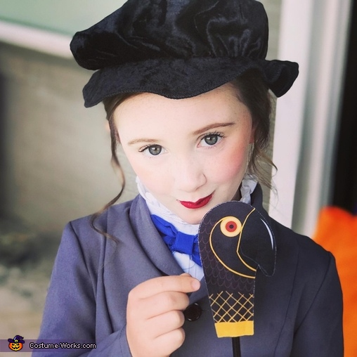 Practically perfect in every way..., Mary Poppins Costume