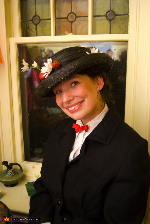 DIY Mary Poppins Costume