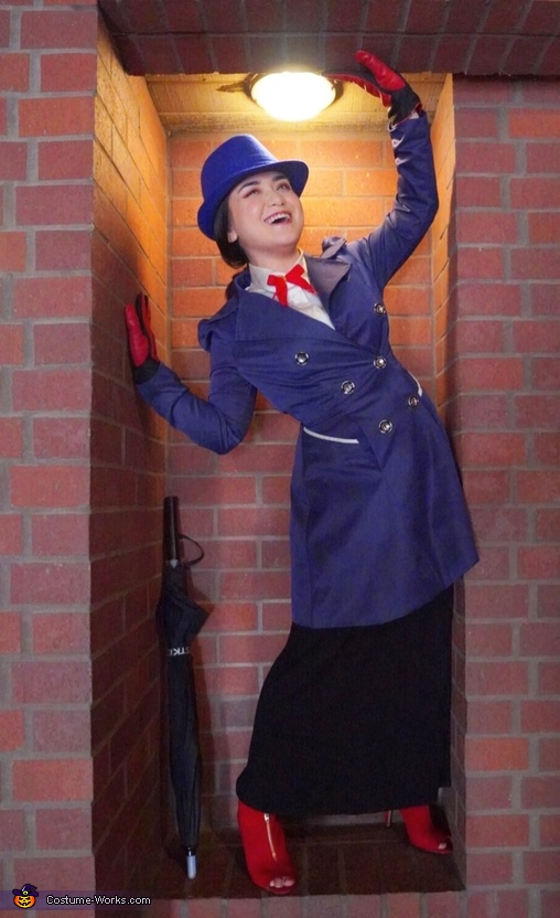 Mary Poppins 2020 Costume