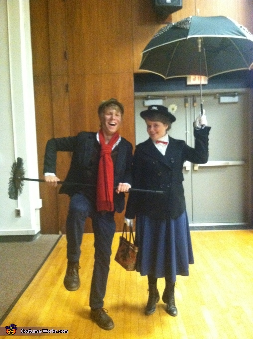 Mary Poppins Couples Costume Mary Poppins And Bert Couples