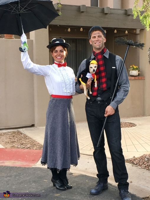 Mary Poppins, Bert and the Penguin Costume