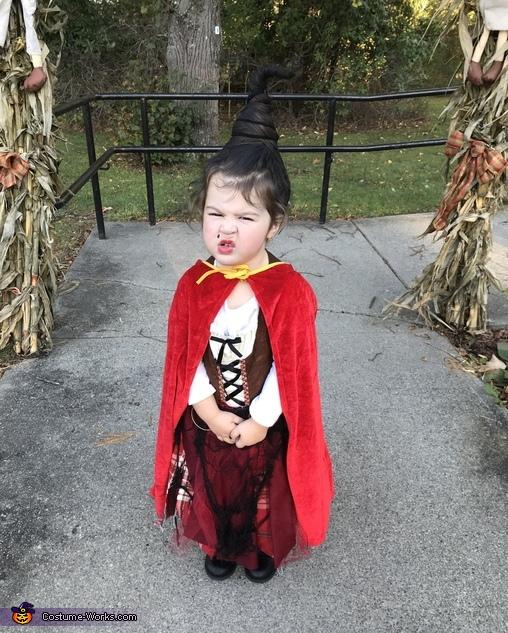 Mary Sanderson from Hocus Pocus Costume
