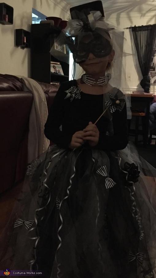 Masquerade Bride Costume