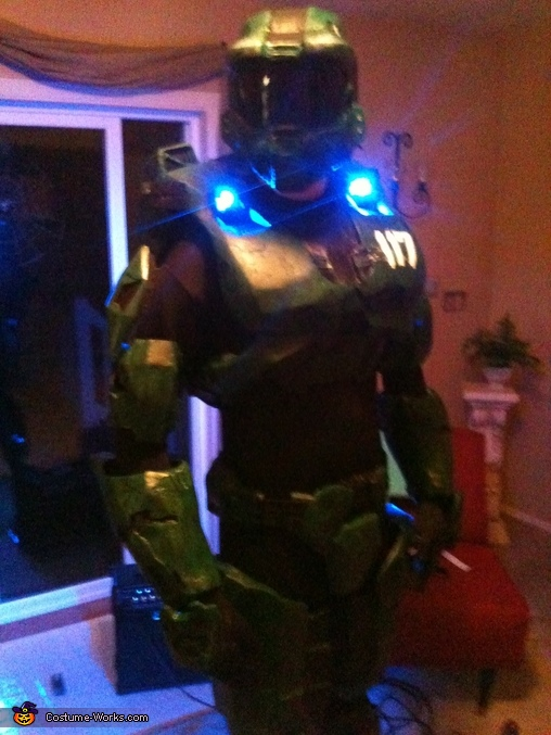 Master Chief Mark IV Costume