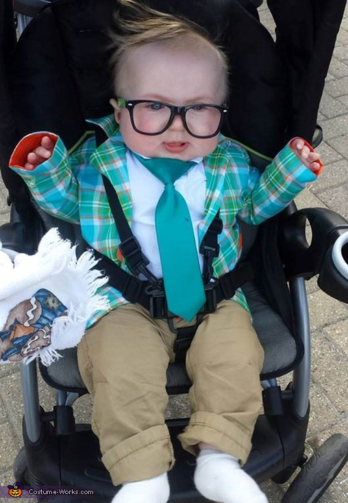 Matt Foley Motivational Speaker Costume