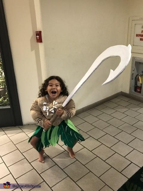 Maui Costume