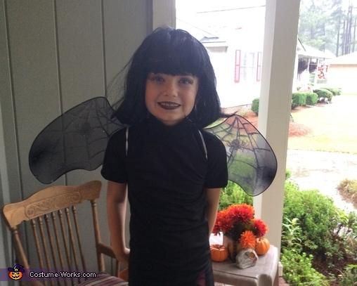 Serenity as Mavis, Mavis Dracula Costume