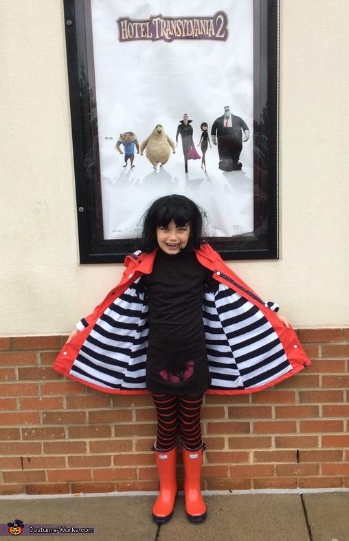 Mavis Dracula Costume