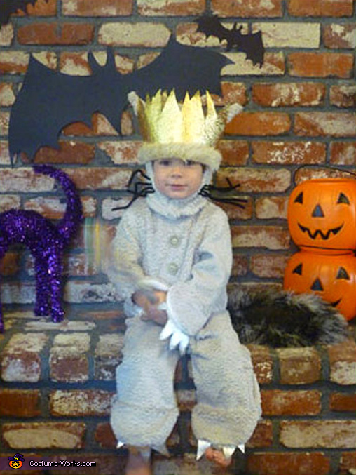 Max of Where the Wild Things Are