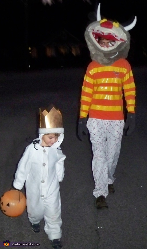 Max and His Wild Thing Costumes