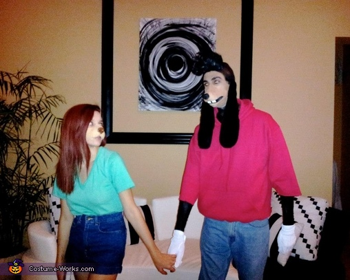 Max and Roxanne Costumes
