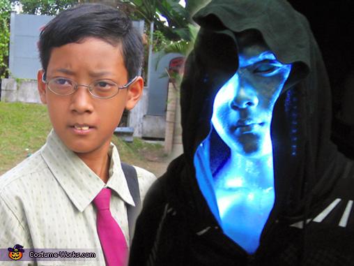 Max Dillon / Electro Costume