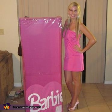 Me as Barbie, Barbie and Teresa Costumes
