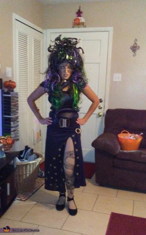 Medusa 2, Medusa Costume