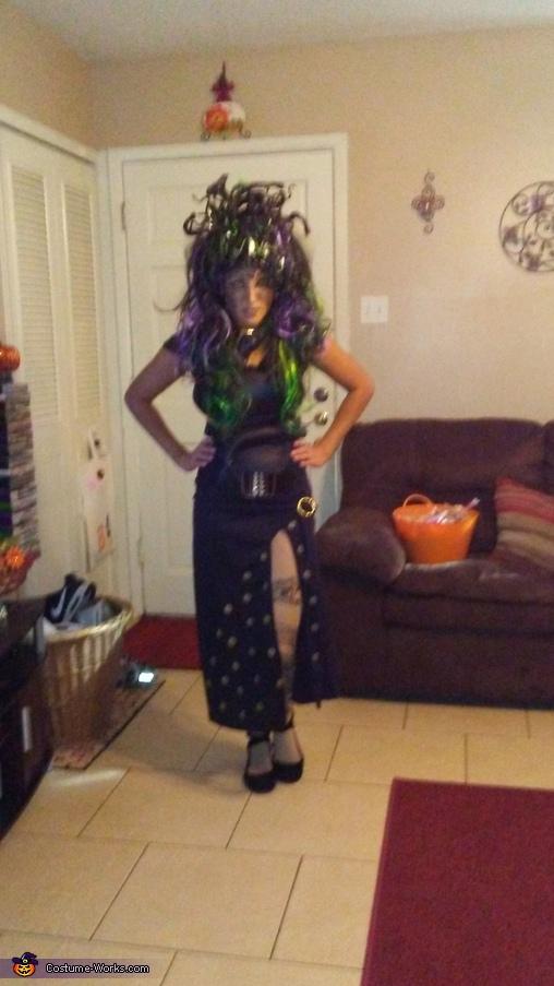 Medusa 3, Medusa Costume