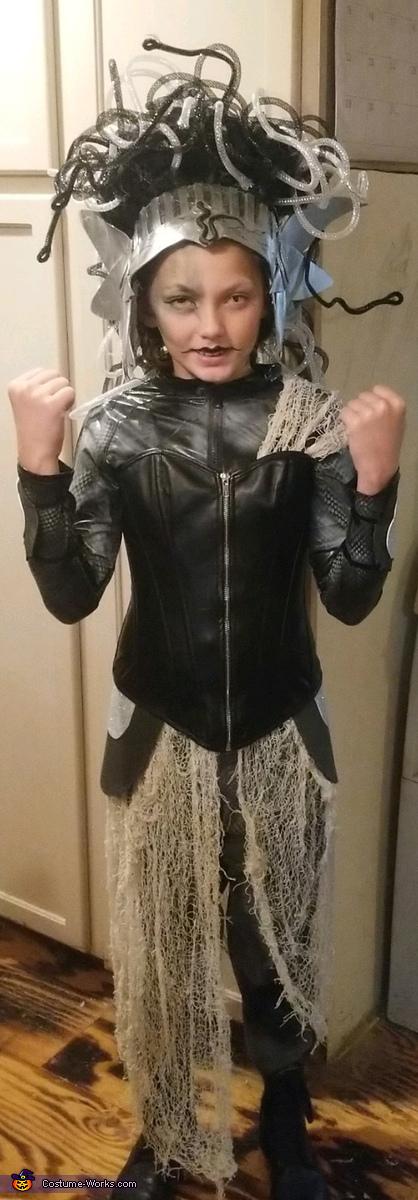 Medusa Costume