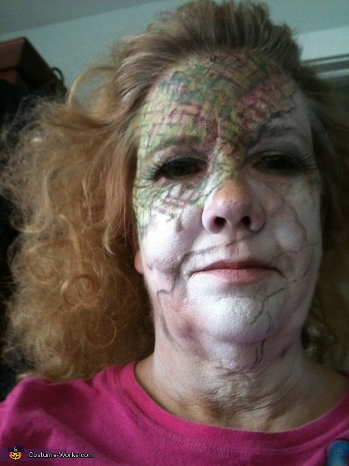 Makeup, Medusa Costume