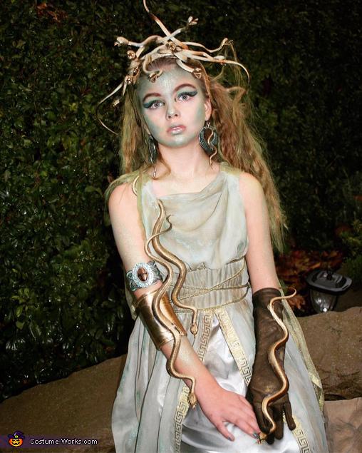 Devils in the details, Medusa Costume