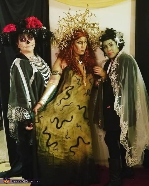 Dress, Medusa Costume