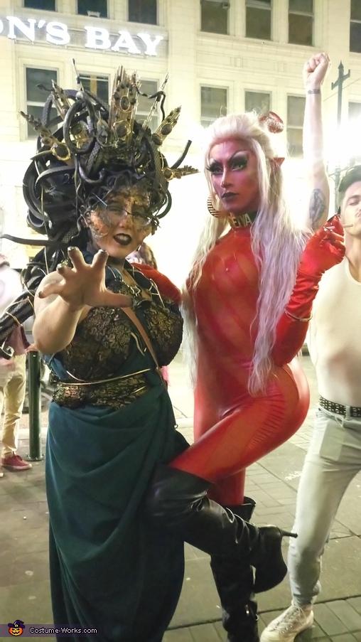 full 2, Medusa Costume