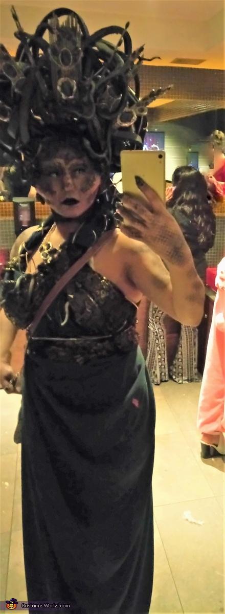 full 3, Medusa Costume
