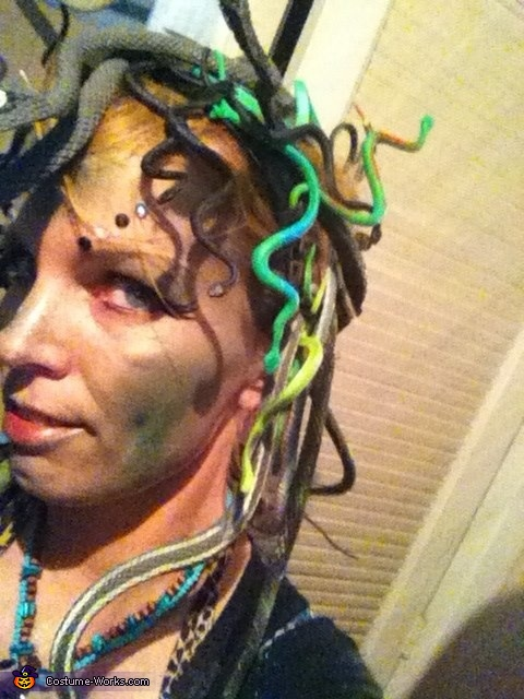 Medusa Adult Halloween Costume