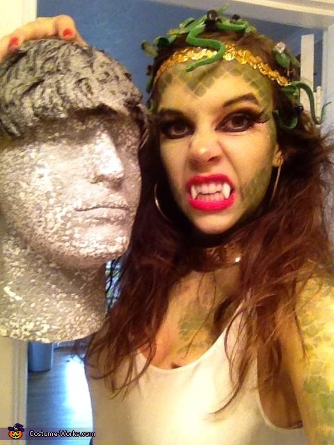 Medusa the Gorgon , Medusa the Gorgon Costume