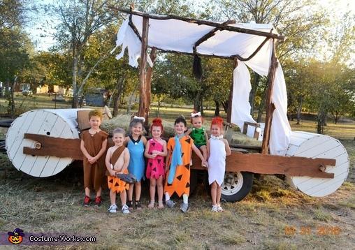 Meet The Flintstones Costume