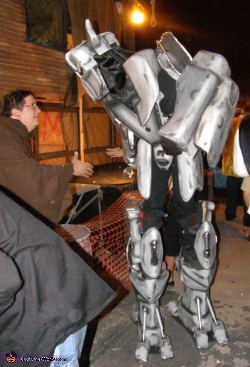 Megabot Costume