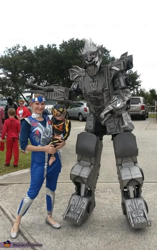 Megatron Costume