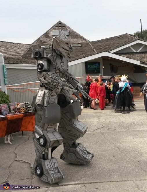 Megatron Homemade Costume