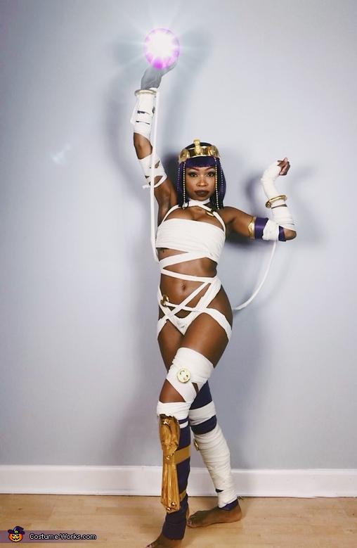Menat vs Dee Jay Homemade Costume
