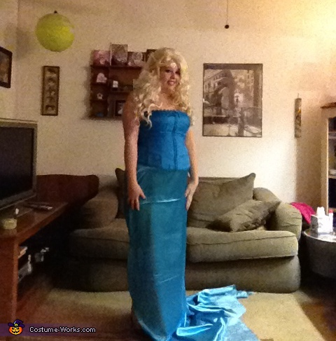 Homemade Mermaid Costume Ideas